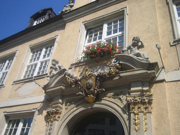 Podewils Hotel in Gdansk